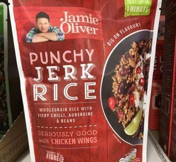 Polêmica surgiu porque chef usou termo 'jerk', que é um estilo de culinária nativa da Jamaica (Foto: Reprodução)