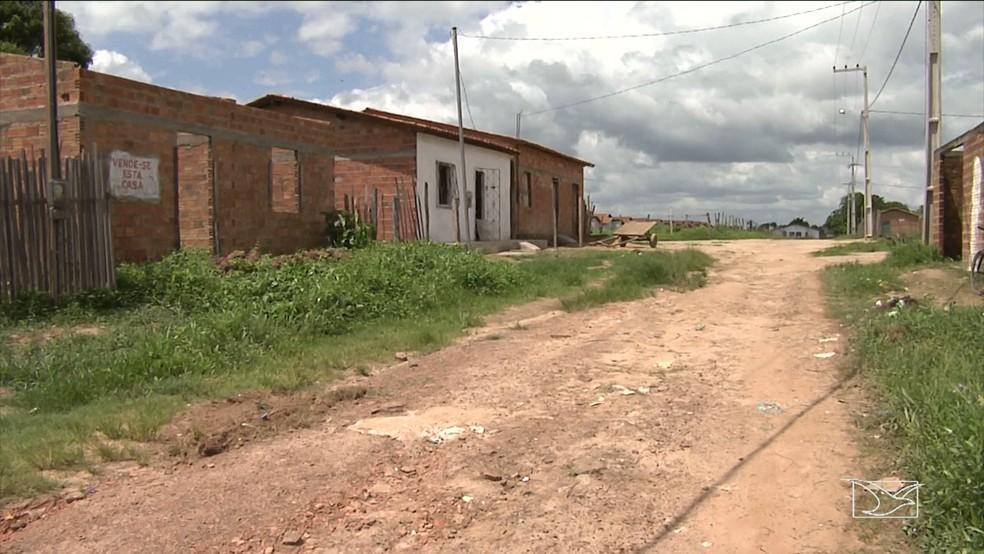 PM foi assassinado após ser atacado em um bairro do município de Zé Doca (MA). (Foto: Reprodução/TV Mirante)