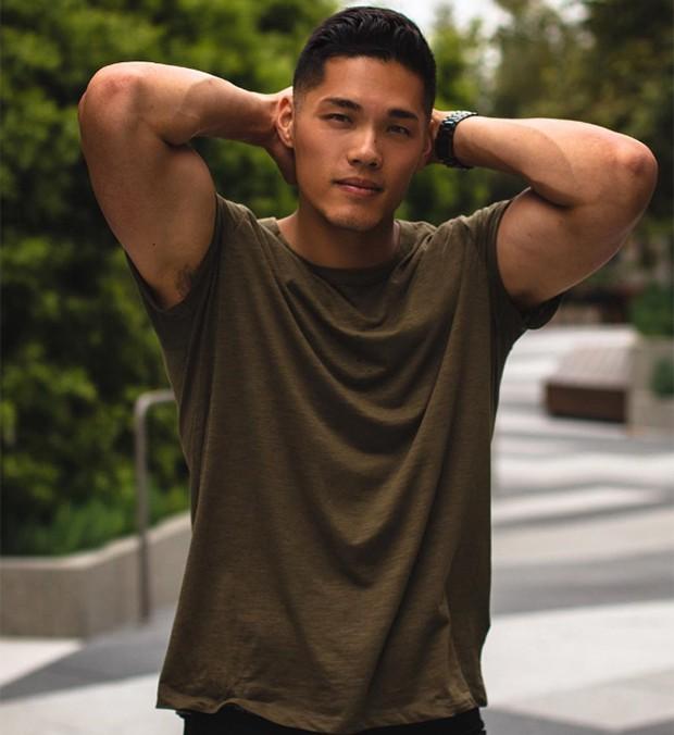 Tim Chung (Foto: Reprodução/ Instagram)