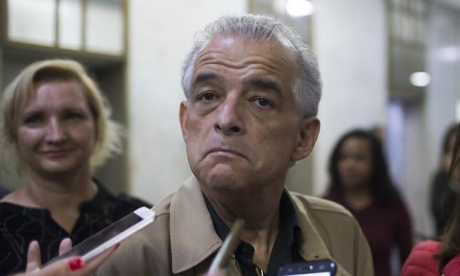 O candidato ao governo de São Paulo Márcio França (PSB)