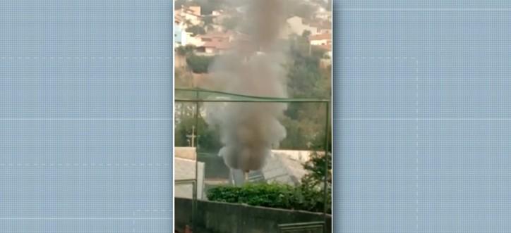 Fábrica de doces sem licença ambiental em Valinhos é alvo de queixas dos moradores por causa de fumaça; veja imagens