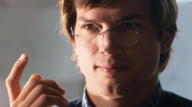 O ator Ashton Kutcher interpreta Steve Jobs (Foto: Divulgação)