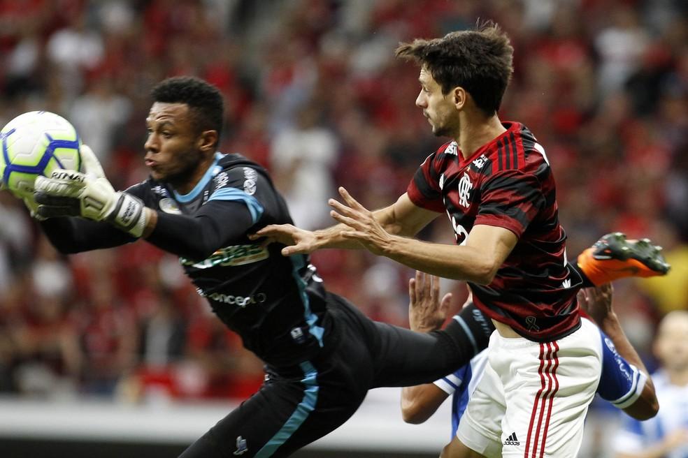CSA x Flamengo - Mané Garrincha — Foto: Adalberto Marques/DiaEsportivo/Agência O Globo