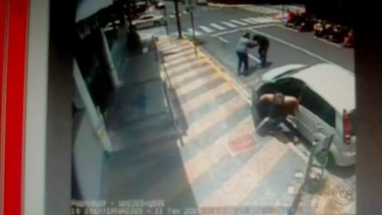 Casal suspeito de participar da morte de dono de lotérica em Garça é detido