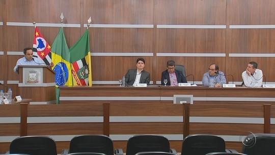 Vereadores de Birigui mantêm o número de parlamentares durante votação