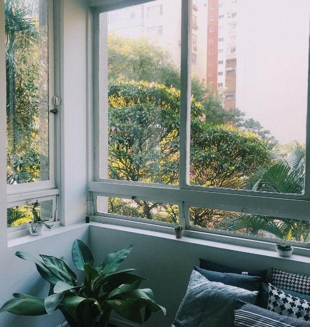 Apartamento de Manu Gavassi (Foto: Instagram / Reprodução)