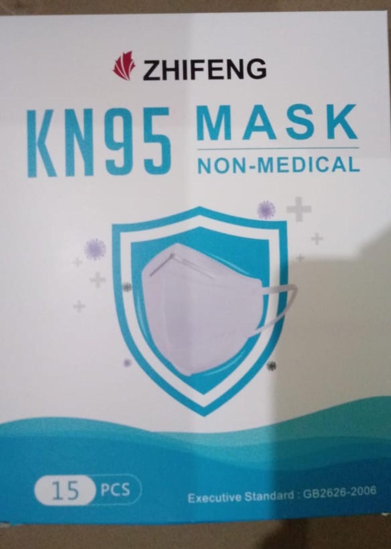 Máscaras são consideradas impróprias para uso em hospitais — Foto: Divulgação