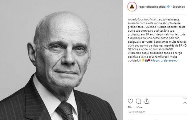 Rogério Flausino (Foto: Reprodução)