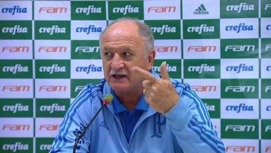 """Palmeiras questiona suspensões antes de jogo contra o Flamengo: """"Lista pronta"""" e """"arbitragem direcionada"""""""