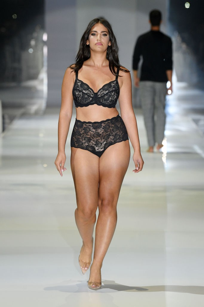 Desfile Intimissimi 2019 (Foto: Getty)