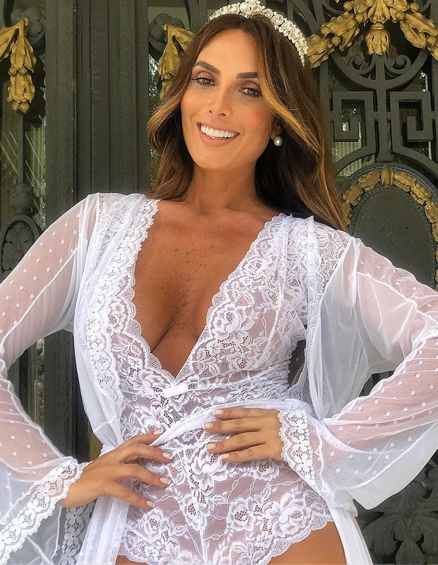Nicole Bahls (Foto: Moises Pazianotto)