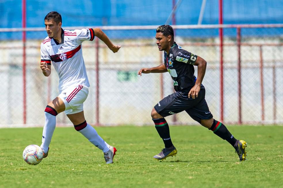 Milani Flamengo — Foto: Marcelo Cortes / CR Flamengo
