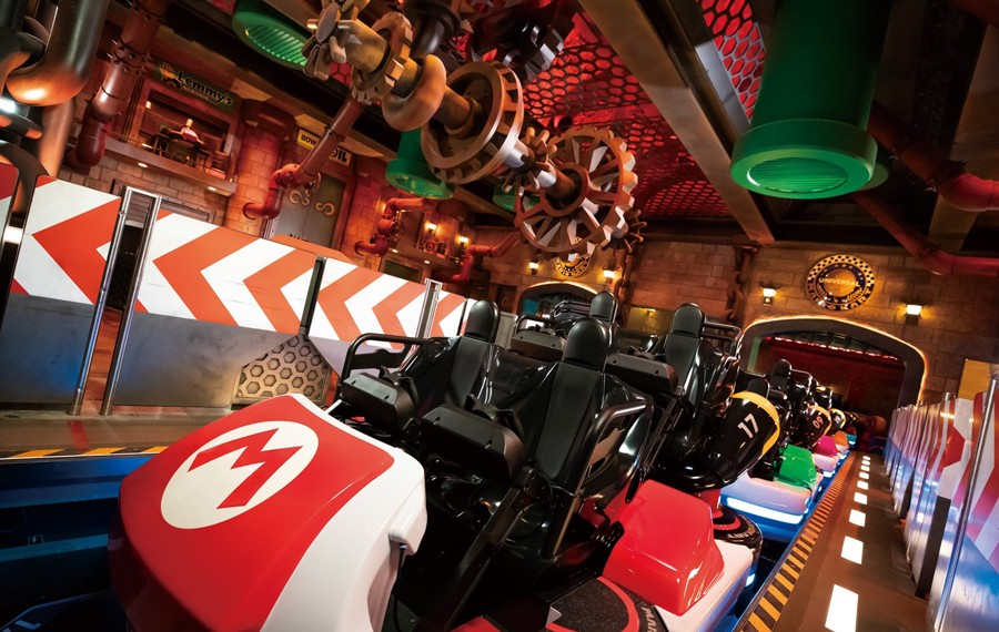 Parque temático japonês 'Super Mario' será inaugurado em fevereiro