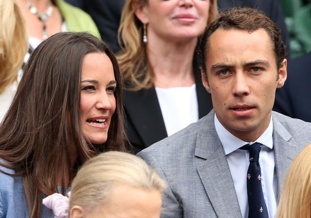 Pippa e James Middleton (Foto: Getty Images)