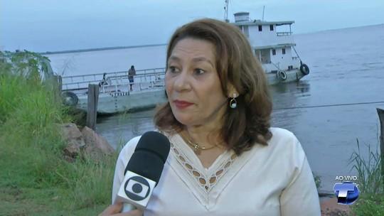 Navio Abaré volta às atividades hospitalares após dois anos sem atendimentos às comunidades