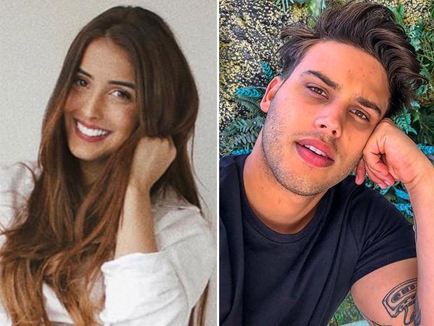 Letícia Almeida e Jonathan Couto (Foto: Reprodução/Instagram)
