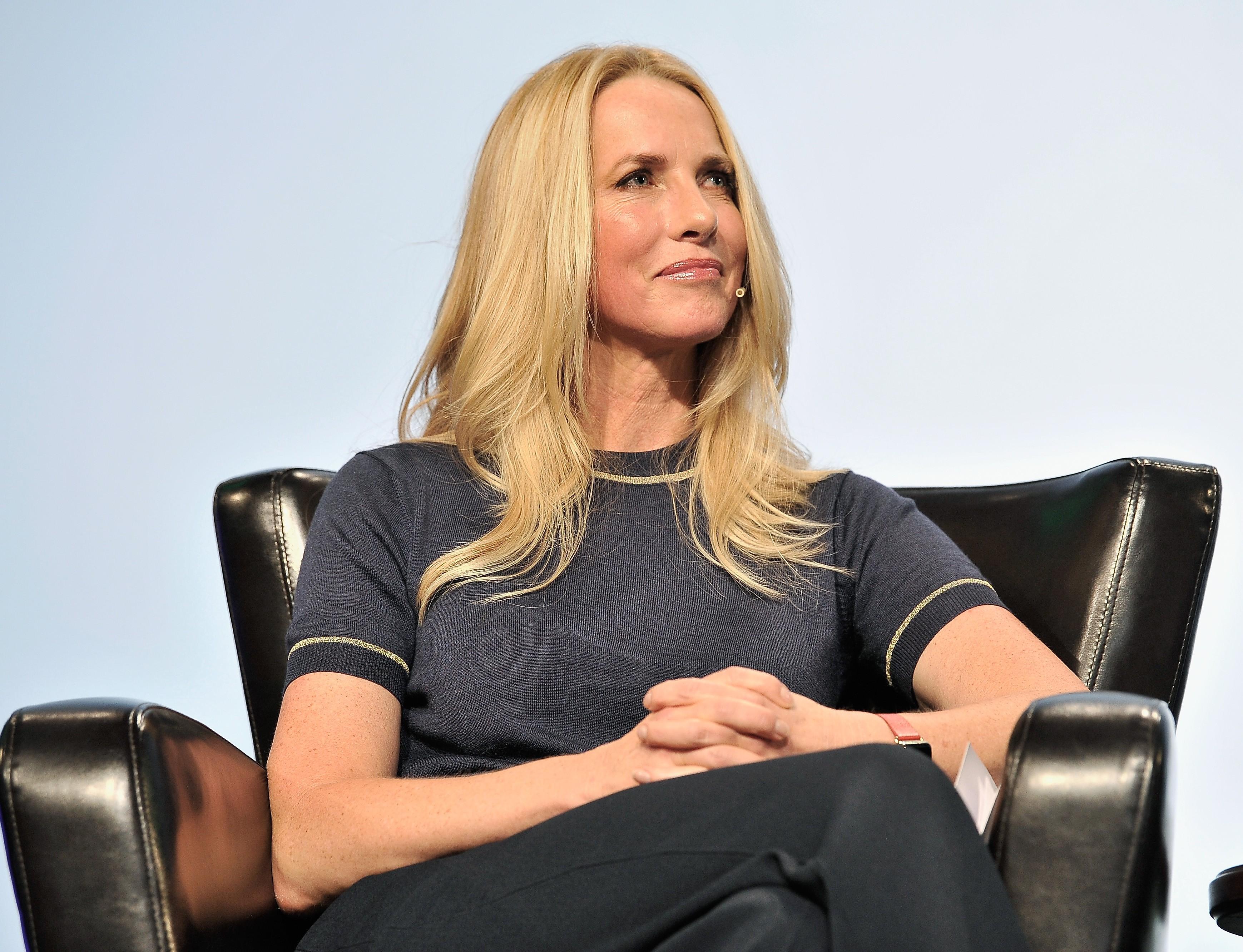 Laurene Powell Jobs, chega ao top 20 da The Forbes 400, com um patrimônio líquido de US$ 20,5 bilhões (Foto: Getty Images)
