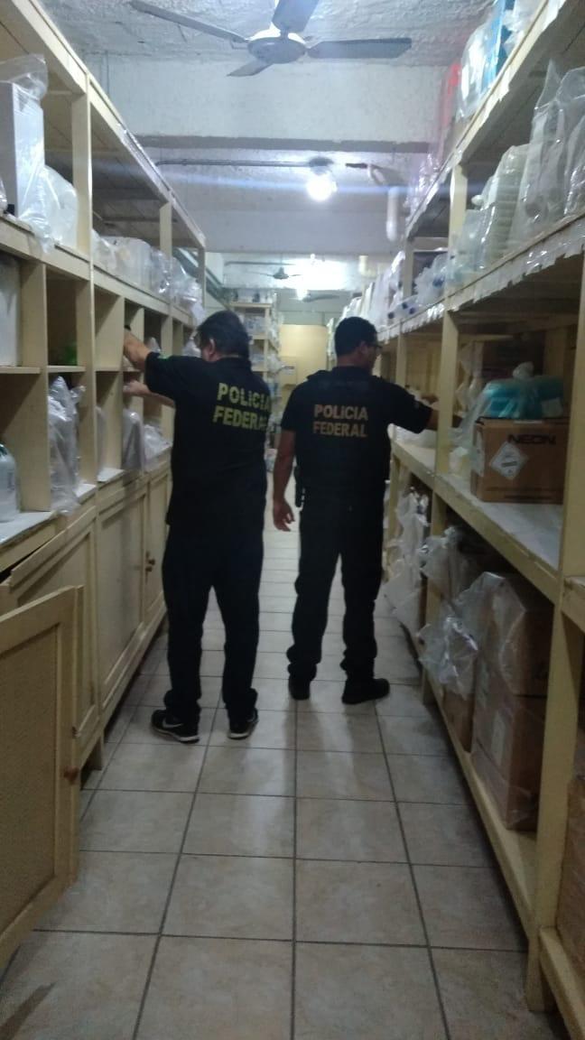 PF e CGU investigam irregularidades em contratos do Instituto Evandro Chagas