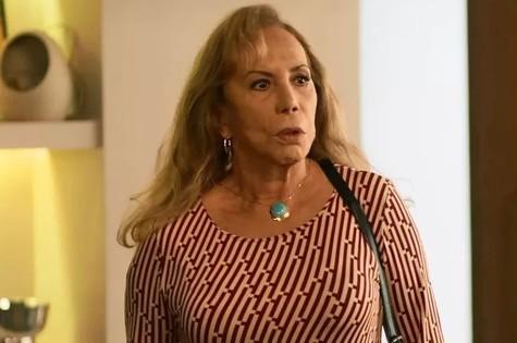 Arlete Salles é Naná (Foto: TV Globo)