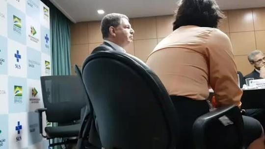 VÍDEO: Ministro relata ameaça a equipe do governo em hospital no RJ e suspeita de atuação de milícia