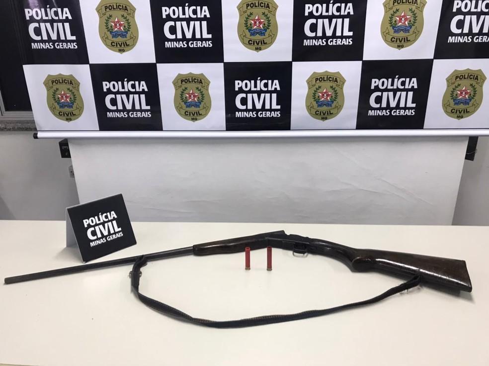 Trio é preso em cidades do interior de SP após furto de gado no Sul de MG — Foto: Divulgação / Polícia Civil