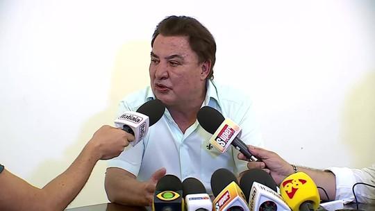 """Após deixar Cruzeiro, Perrella diz que não volta ao Conselho e ataca presidente: """"Biruta de aeroporto"""""""