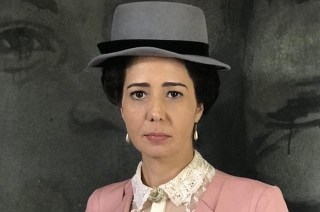 Cristiane Amorim (Foto: Divulgação)