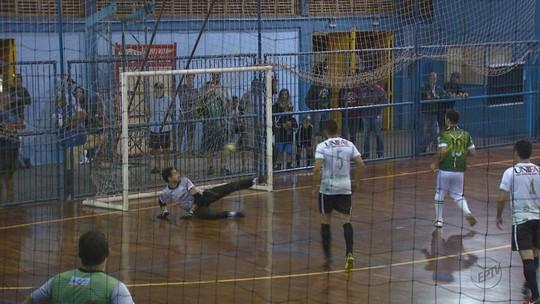 Descalvado e Dourado são destaques em rodada final da 1ª fase da Taça EPTV
