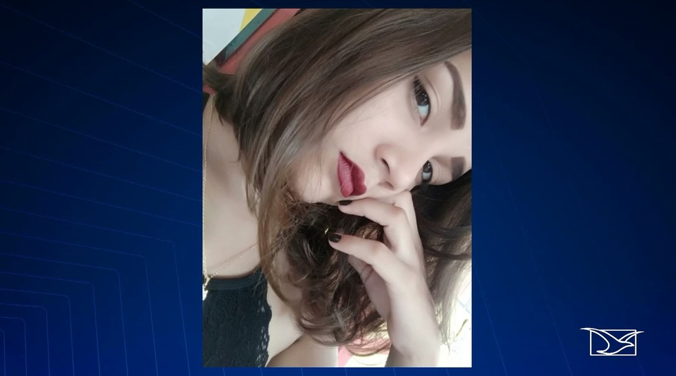 Mikaelly Ashlley sofreu traumatismo craniano e morreu no local do acidente — Foto: Reprodução/TV Mirante