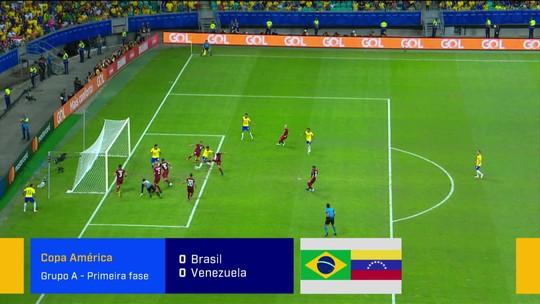 """No Redação SporTV, Barreto diz que Seleção tem dificuldade de criar """"com ou sem Neymar"""""""