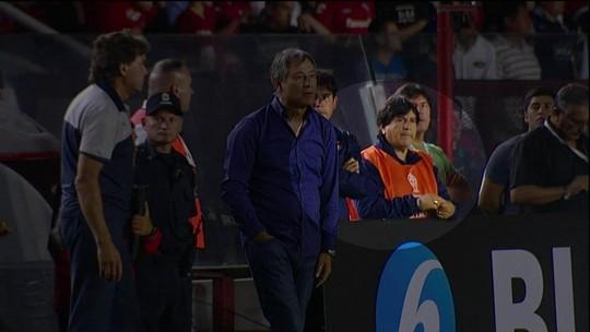 """Independiente terá reforço de """"bruxo"""" na finalíssima contra o Flamengo"""