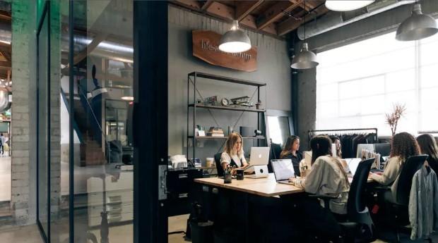 Startups selecionadas terão a oportunidade de trabalhar no WeWork  (Foto: Divulgação)