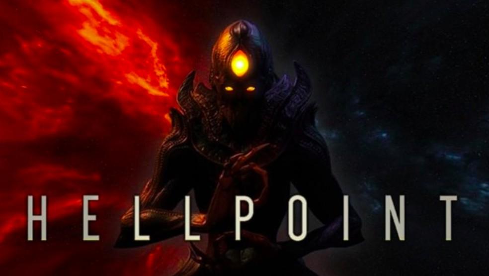 Hellpoint mistura Dark Souls e DOOM — Foto: Divulgação/tinyBuild