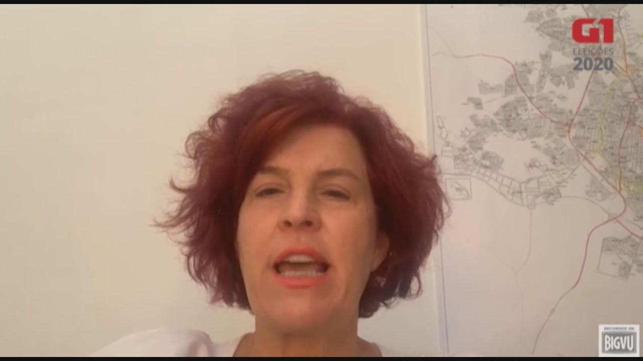 Flávia Lancha (PSD) fala sobre educação em Franca