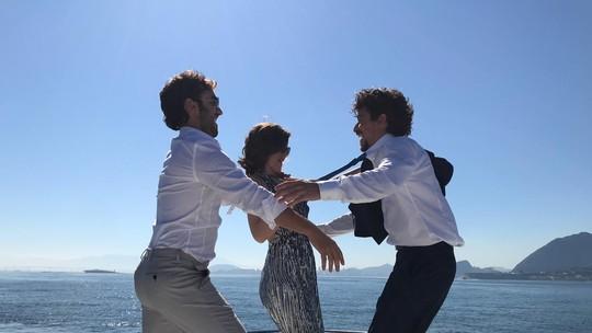 Jerônimo tem recaída e web 'vibra' com final feliz de trio de pilantras