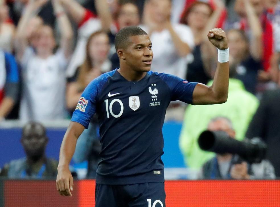 Mbappé quase foi parar no Chelsea, mas não ficou no time por falta de marcação em teste (Crédito: Charles Platiau / Reuters)