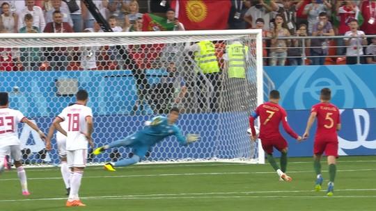 Base do Sporting salva Portugal na primeira fase da Copa do Mundo