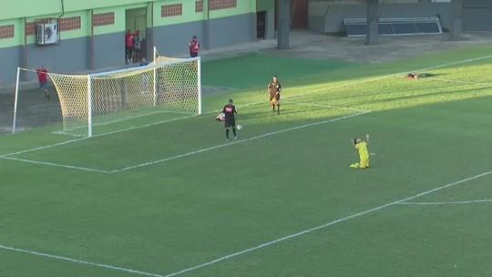 Nos pênaltis, Galvez supera São Francisco, vence 2º turno e garante título do Acreano Sub-17