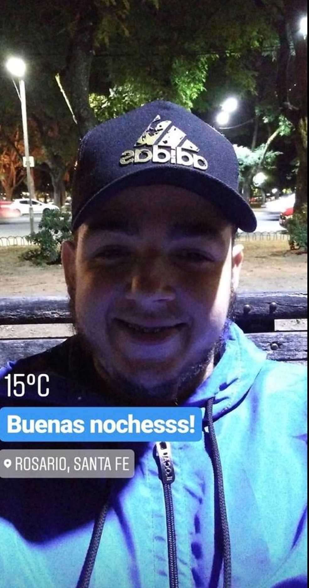 Fernando foi de São Paulo até Buenos Aires e gastou R$ 160 reais em passagens — Foto: Fernando Neto/ Arquivo pessoal