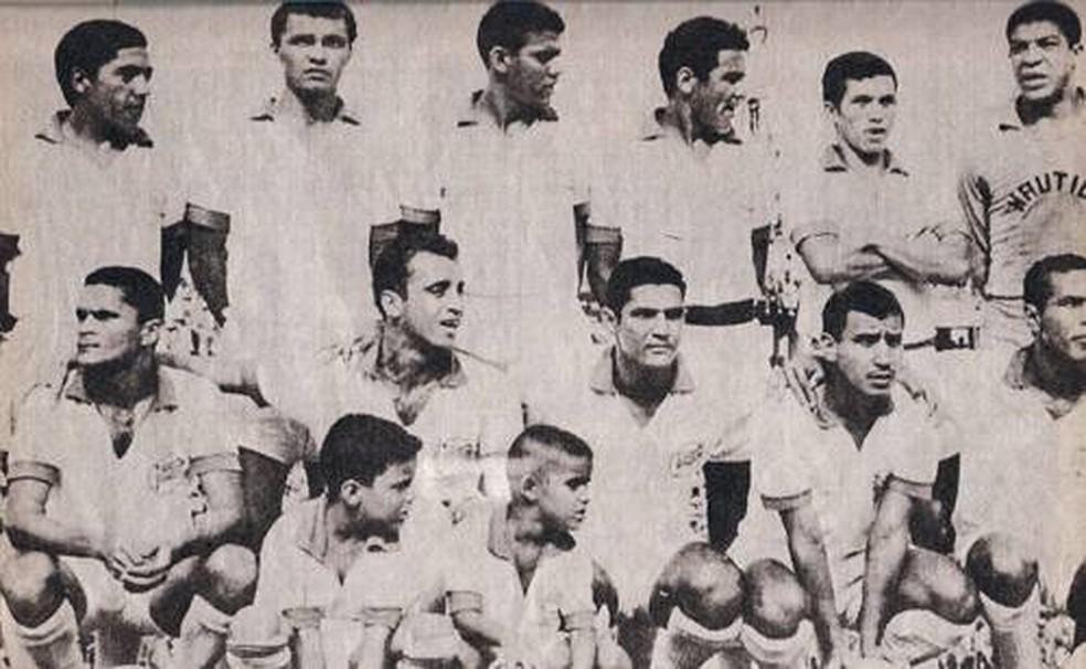 Naútico vice-campeão brasileiro em 1967 — Foto: Divulgação