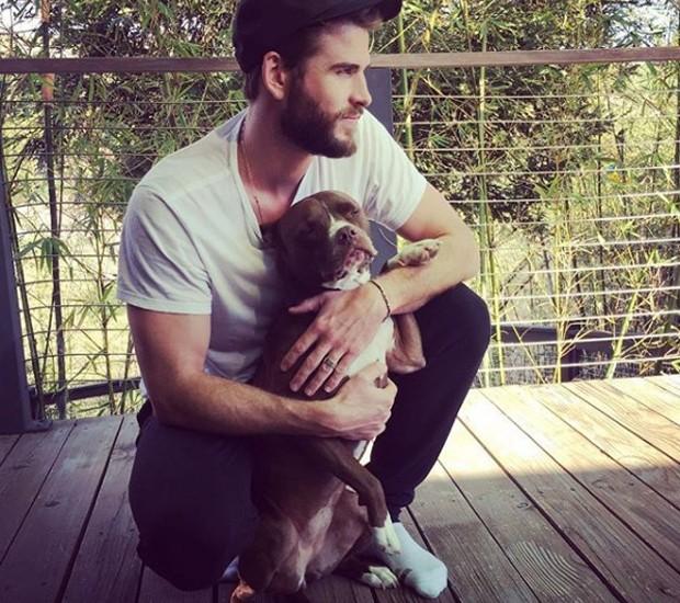 Liam Hemsworth (Foto: Instagram/Reprodução)