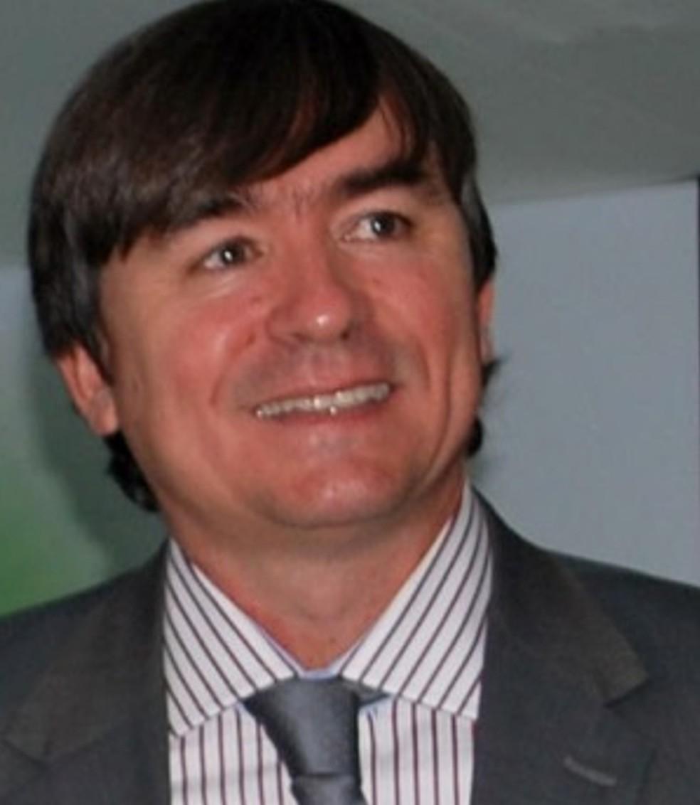 Antônio Bertotti, secretário de Meio Ambiente e Sustentabilidade de Pernambuco na segunda gestão de Paulo Câmara — Foto: Governo de PE/Divulgação