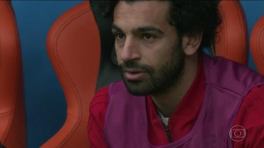 Crônica: craques da Copa têm dia de tristeza, frustração e bola fora
