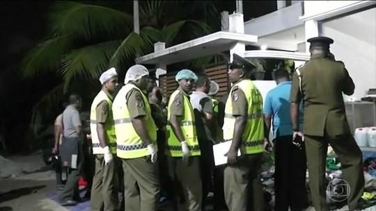 Ao menos 15 morrem depois de ação contra terroristas no Sri Lanka