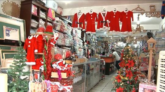 Lojas em Imperatriz iniciam a decoração do período natalino