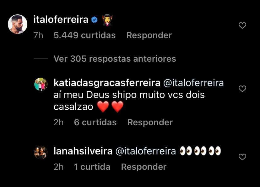 Italo Ferreira (Foto: Reprodução / Instagram)