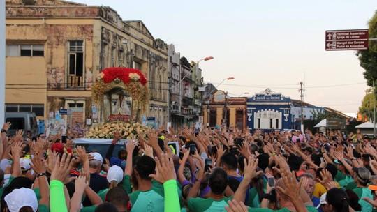 Foto: (Reprodução/Baílica Santuário de Nazaré)