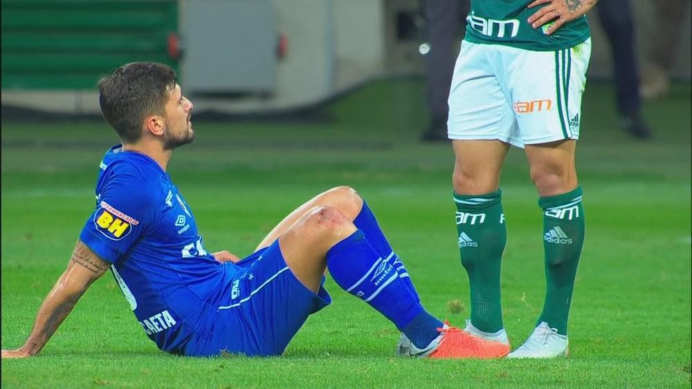 À espera de Arrascaeta: Cruzeiro aguarda recuperação de meia para confrontos decisivos
