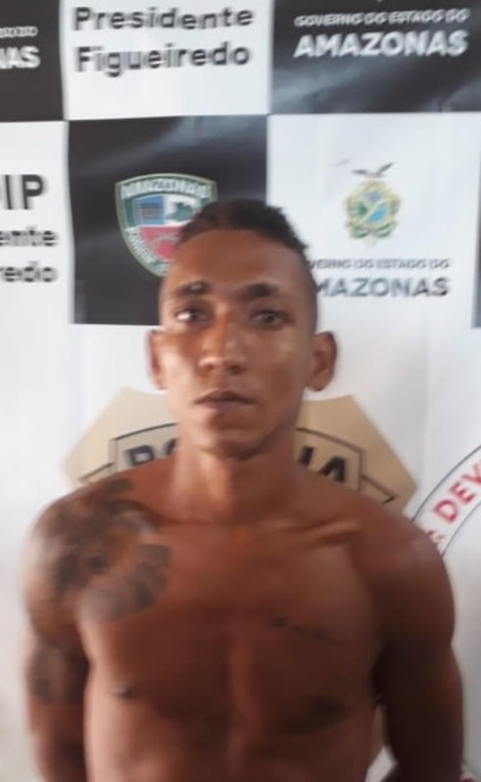 Erivan Rodrigues Ozório — Foto: Divulgação/Polícia Civil