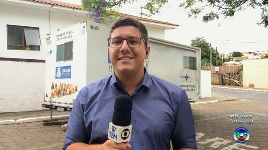 Atendimento veterinário gratuito é realizado em Itararé nesta quinta-feira